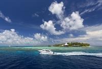 Первый поп-ап-ресторан на Мальдивах в Baros Maldives