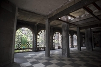 Заброшенный отель Ла Посада дель Соль — один из самых экстравагантных и удивительных