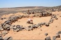 Сотни каменных гробниц были обнаружены в «земле мертвого огня» в Иордании