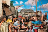Ученые разгадали тайну исчезновения жителей Ханаана, описанного в Библии