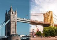 12 одинаковых снимков, сделанных в разных уголках земного шара