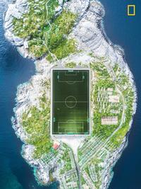 14 фото, победивших в конкурсе тревел-фотографов National Geographic
