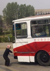 Путешествие по Северной Корее на машине