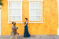 Колумбия: разноцветная Картахена