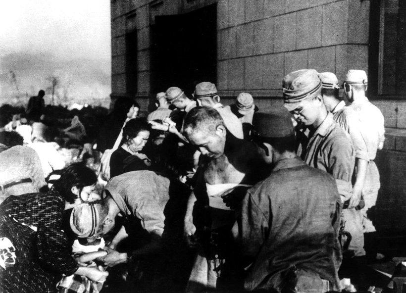14 жутких фото о трагедии в Хиросиме в 1945 году