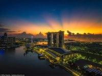 13 фото неземной красоты урбанистического Сингапура