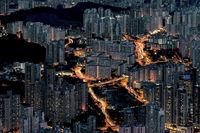 10 самых впечатляющих городских пейзажей с конкурса тревел-фотографии Nat Geo