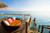 Роскошные виллы и незабываемые кулинарные приключения в Velassaru Maldives