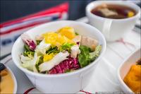 Что происходит с самолетной едой, которую не съели