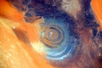 Глаз Сахары: самый загадочный природный объект нашей планеты