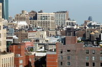 Для чего в Нью-Йорке водонапорные башни