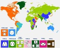 Почему в разных странах разные розетки