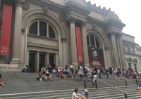 Метрополитен-музей. Вид снаружи