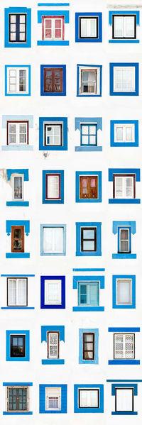 Потрясающие окна со всей Португалии, которые больше похожи на произведения искусства
