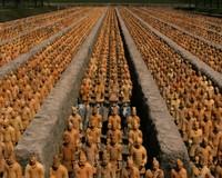 Загадки Терракотовой армии китайского императора Цинь Шихуанди