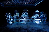 20 удивительных фото с Фестиваля снежных и ледовых скульптур