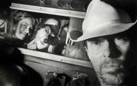 Таксист в Нью-Йорке 20 лет фотографировал своих пассажиров