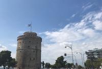 Белая башня в Салониках, Греция