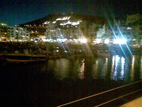 Марокко. Ночь в Агадире.