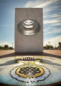 Только один раз в году, в 11:11 утра, солнце открывает тайну мемориала в Аризоне
