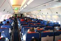 Откуда в салоне самолета, летящего на высоте 10 000 метров, берется кислород