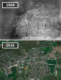 До и после: 25 удивительных фото, показывающих, как изменился наш мир