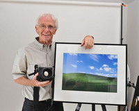 Lufthansa наняла фотографа, который снял знаменитые обои для Windows XP