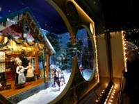 15 самых чудесных и красивых рождественских витрин нью-йоркских магазинов всех времен