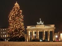 Снежный Берлин