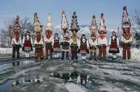 Кукер — самый небанальный новогодний ритуал в Болгарии