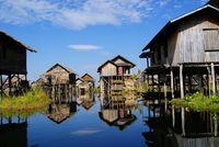 10 разных типов домов, характерных для разных стран мира