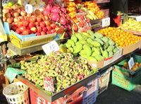 Фруктовые рынки в Паттайе