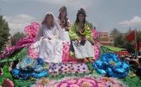 Фестиваль Роз, выбор Королевы праздника
