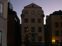 Ранее утро Стокгольма