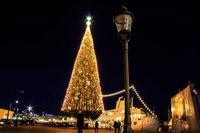 Рождественское волшебство в Стокгольме