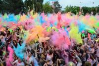 Фестиваль красок, Гоа