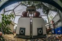 Миссия на Марс — заброшенные теплицы в Германии