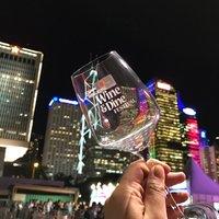 На вкусном фестивале в Гонконге