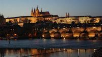 Вечерняя Прага, май 2017