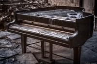 Инфракрасные снимки Чернобыля, от которых мурашки бегут по спине