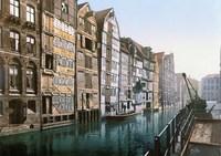 Шпайхерштадт — уникальный город-склад в Гамбурге