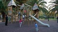 Детская площадка в Напфлионе