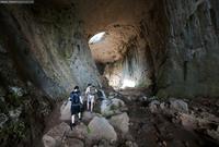 «Глаза Бога»: мистическая пещера в Болгарии