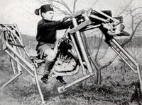 24 самых странных и очень необычных изобретения прошлого века