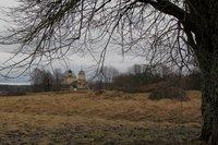 Тригорское возле Пушкинских гор