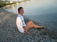 Утро, море, отдых, умиротворение...
