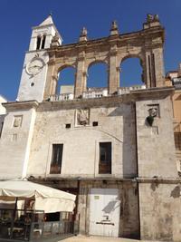 Площадь Piazza Mercantile