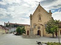 Прогулки по Братиславе
