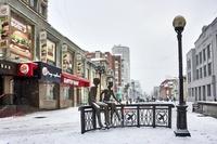 Улица Вайнера в Екатеринбурге