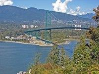 Живописная природа Ванкувера